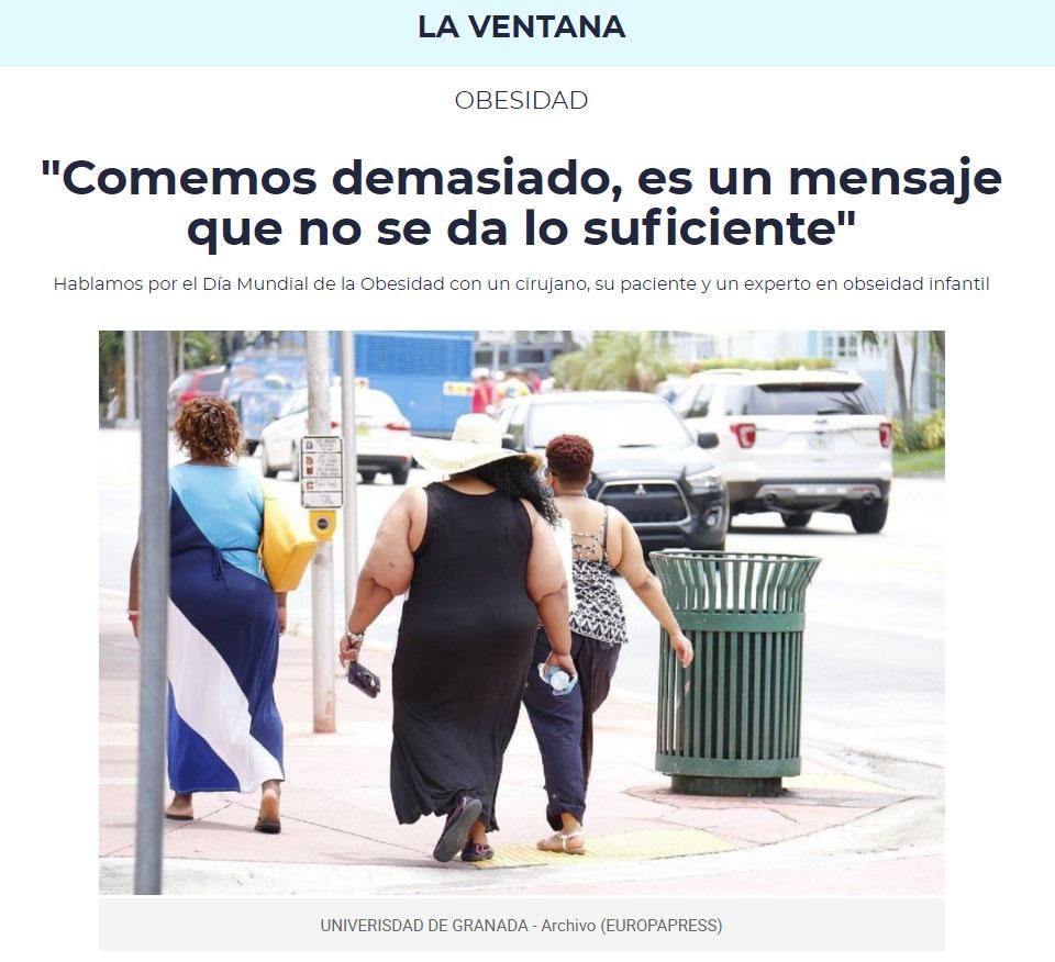 tratamiento obesidad ignacio canizares cadena ser